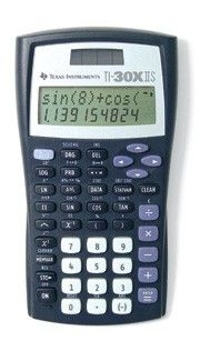 Texas Instruments 30X IIS Advanced 2-Line Scientific Calc.