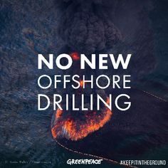 Ask President Obama to drop new offshore oil and gas leases from the plan. Save Our Oceans, Obama Administration, Environmental Issues, Oil And Gas, Enough Is Enough, Social Justice, Climate Change, Illusion, Drill