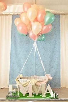 Hot Air Balloon Party by ann