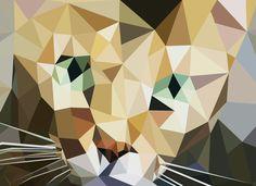 Triangular Art