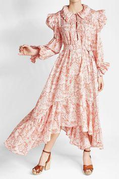 BACK IN STOCK: DEFENSIA smocked dress - HORROR VACUI
