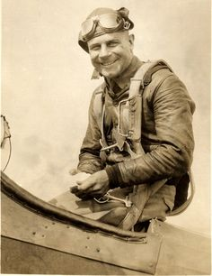 """Jimmy Doolittle was one of the great aviation pioneers of the 1920s and 1930s. He was the first to make a """"blind"""" flight and only only winner of the Schneider, Bendix, and Thompson Trophy competitions, considered by many the most important races of the era. He was America's greatest air racing pilot, an aeronautical engineer, fearless test pilot and a national hero of World War II."""