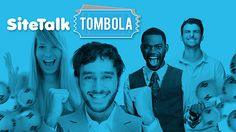 Have you tried our new SiteTalk Tombola?  IT IS FREE! You will receive one free ticket for the WEEKLY DRAW and that every week when you log in to www.sitetalk.com/freetombola !