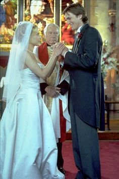wedding dress of Brittany Murphy  in the movie Just Married