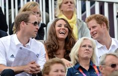 Having Royal Fun...Silver lining for Zara and Britain's equestrian aces -