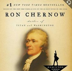 """Whatever intrigues you!...Mood: 👓📖🎧 """"Alexander Hamilton"""" by Ron Chernow #amazon #kindle"""