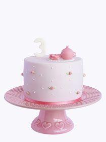 Peaceofcake ♥ Sweet Design: Vintage Rose Tea Party