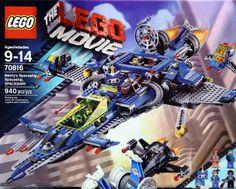 70816: The LEGO Movie: Benny's Spaceship, Spaceship, SPACESHIP!
