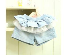 Cece-Roo denim Shorts