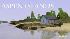 Marie's Sims: Aspen Islands Revisited!