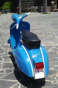 Vespa 150 Sprint Veloce appena restaurata... a Misterbianco - Kijiji: Annunci di eBay