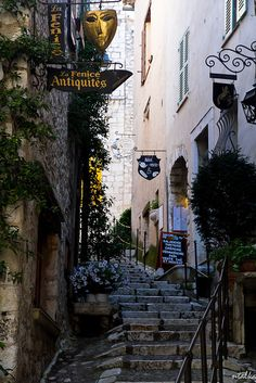 St Paul de Vence ,France i'm lucky to have visited here twice so far - would love to go back