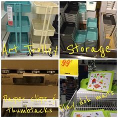 IKEA products in the classroom!
