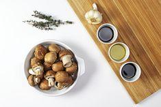 Μανιτάρια Ψητά με Μπαλσάμικο Fruit, Food, Essen, Meals, Yemek, Eten