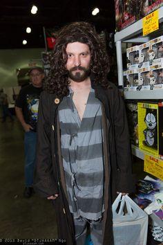 Sirius Black #cosplay | Comikaze Expo 2013, taken by DTJaaaaM.com