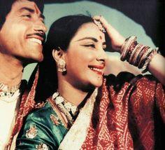 itsbollywood: Raaj Kumar and Nargis,Mother India (1957)