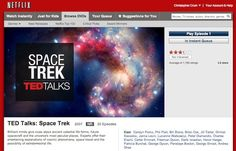 TEDTalks come to Netflix = Love