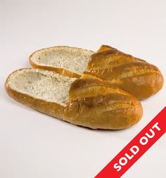 Bread Shoes / Gold  maybe add garlic buttons-lol