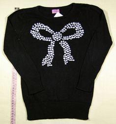 790 Ft.    Pulóver - fekete, masnis (F&F) Lany, Sweaters, Fashion, Moda, La Mode, Pullover, Sweater, Fasion, Fashion Models