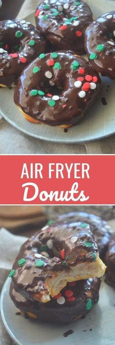 Air Fryer Donuts usi