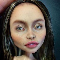 Скоро на ebay / soon on eBay #artdoll #customdoll #custom #olgakamenetskaya #monsterhighdolls #ooak #ooakdoll #ooakmonsterhigh #repaint #repaintdoll #doll #forsale #dollforsale #collectiondoll