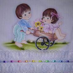 Crianças - Polly Pinturas