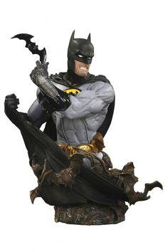 DC Direct Batman Bust | Geek Decor #Batman #Bust