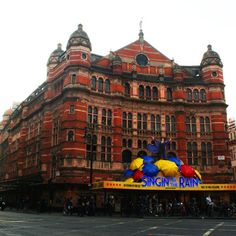 Palace Theatre - Shaftesbury Avenue,  W1D 5AY