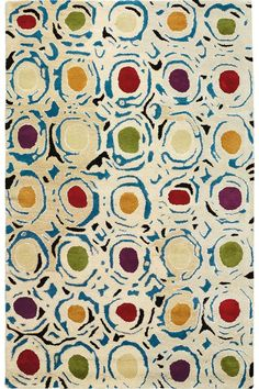 Safavieh Rugs Purple Hudson Wool Rug