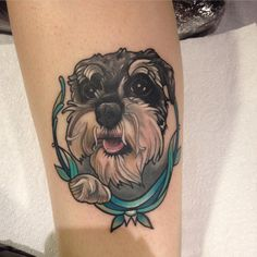 65 Admirable Dog Tattoo Ideas & Designs For Men And Women