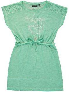 BLUE SEVEN (Teens) jurk (mint-melee)
