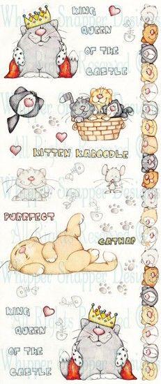 Cats Sticker whipper snapper