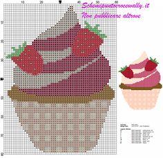 ENCANTOS EM PONTO CRUZ: Cupcakes