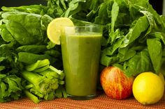 Super Detox Green Smoothie For Natural Weight Loss | Health And Healthy Living