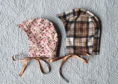 EASY reversible pilot cap sewing pattern and tutorial with sizes for newborn through 1 year