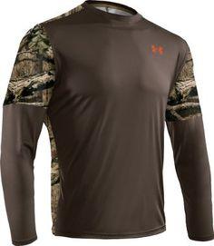 Under Armour® Wylie Long-Sleeve Tee Shirt : Cabela's