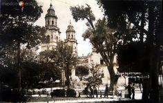 VISTA DE CATEDRAL Circa 1930-1950