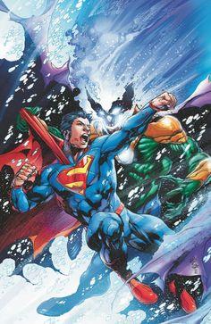 Ivan Reis - Superman