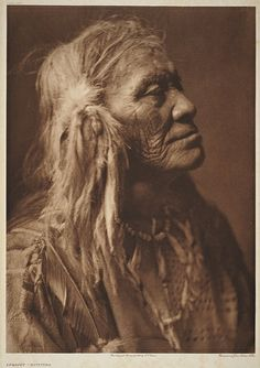 """Luqaiot - Kittitas c.1907-1930 by Edward S. Curtis. The North American Indian Photography of Edward S. Curtis, a professional photographer in Seattle, devoted his life to documenting what was perceived to be a vanishing race. His monumental publication """"The North American Indian"""" presented to the public an extensive ethnographical study of numerous tribes, & his photographs remain memorable icons of the American Indian. The Smithsonian Libraries holds a complete set of this work."""