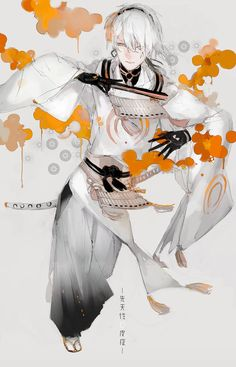 三日月宗近 #刀剣男士アルメラ化企画