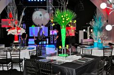 Space is celebrating 8 years of party. This is a great venue for a Bar Bat Mitzvah celebration.