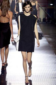 Printemps-été 2013 / Lanvin / Vogue France / Mode