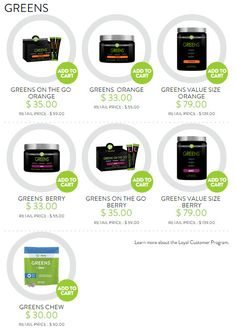become a loyal customer and get them at wholesale price highlighted in green