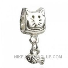 http://www.nikejordanclub.com/pandora-kitty-cat-silver-dangles-bead-clearance-sale-authentic.html PANDORA KITTY CAT SILVER DANGLES BEAD CLEARANCE SALE AUTHENTIC Only $20.35 , Free Shipping!