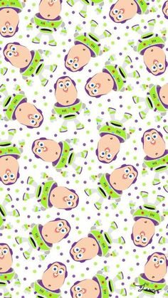 wallpaper, buzz, and toy story image