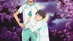 Iwa-chan is strong ! [Tachiyama] julijulii Iwaoi Edit xD #haikyuu #iwaoi #iwaizumixoikawa #cool
