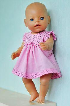 71a7c9f71a0d6a Одежда для Baby Born и Disney Animators Barbiekleding