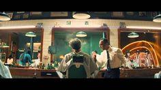 If Carlsberg Did Haircuts • Carlsberg The Barber Shop tv commercial 2015...