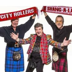 The Bay City Rollers reunion tour.