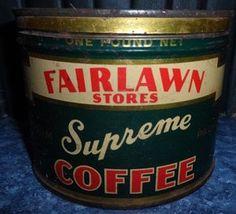 Fair lawn Stores Supreme Coffee